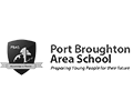 Port_Broughton_Area School_Logo_BW