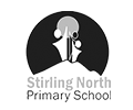 Stirling_North Primary_School_logo_BW