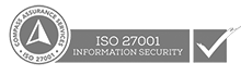 Sentral ISO27001 Certification logo